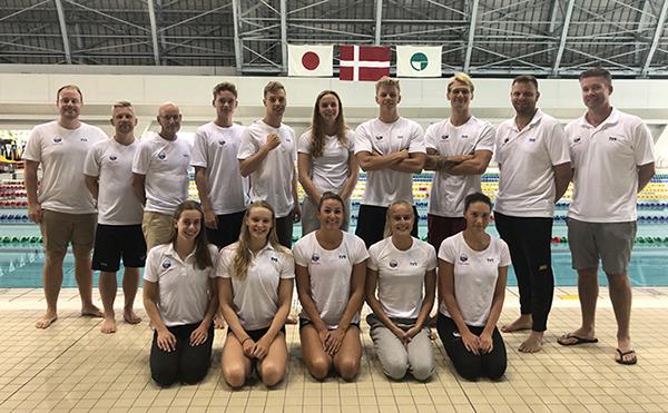 dd26491faa8 I Dansk Svømmeunion ser landstræner Stefan Hansen frem til at opleve  svømmerne konkurrere på højeste niveau: