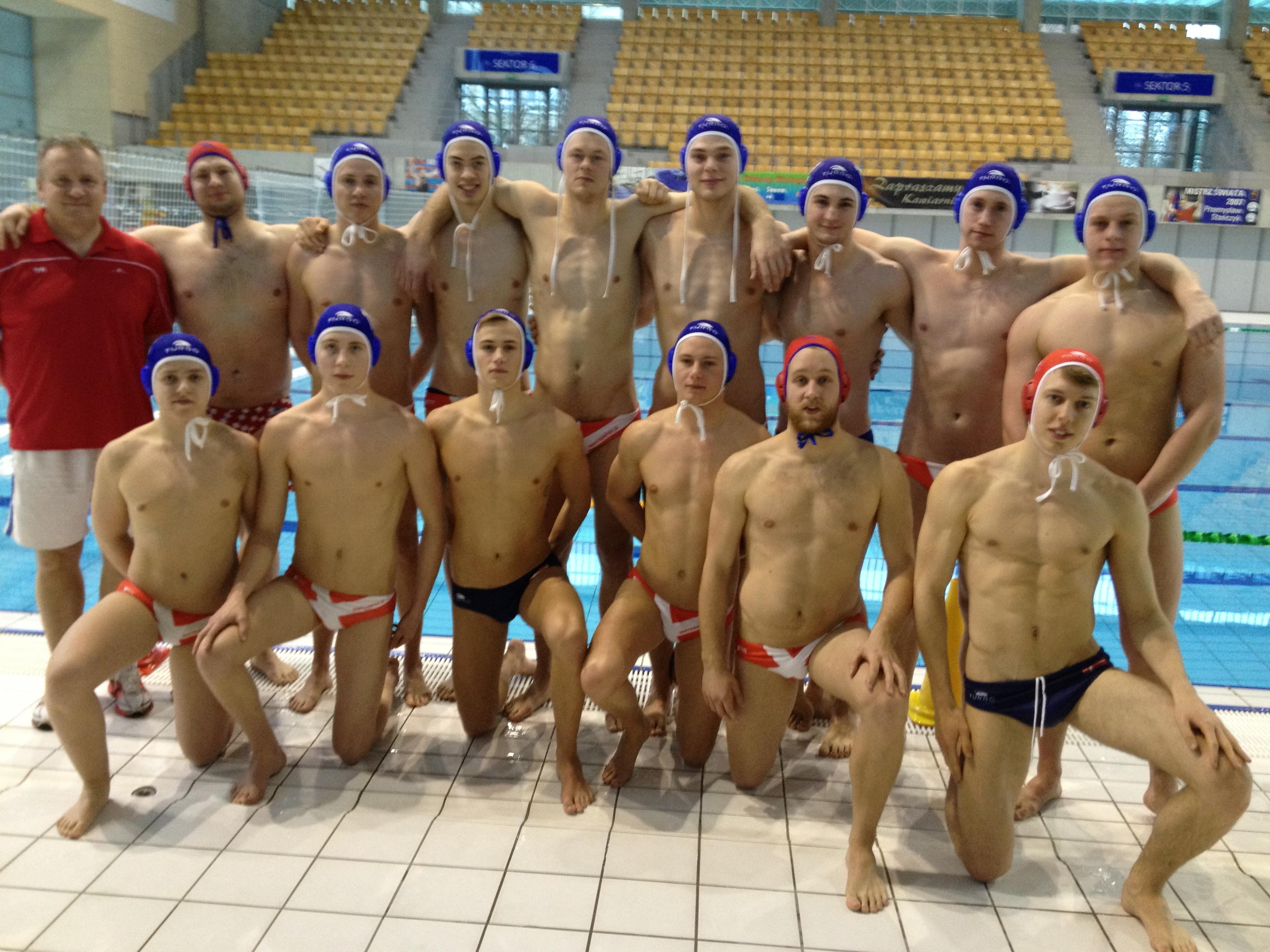 Vandpolo landshold vinder i Polen